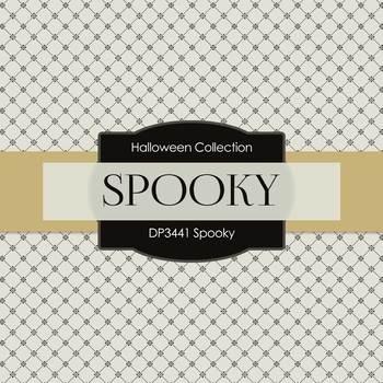 Digital Papers - Spooky (DP3441)