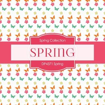 Digital Papers - Spring (DP4371)
