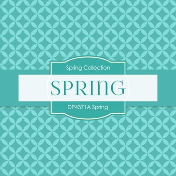 Digital Papers - Spring (DP4371A)