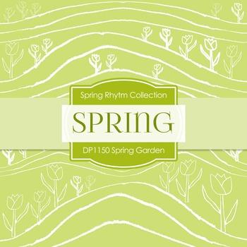 Digital Papers - Spring Garden (DP1150)