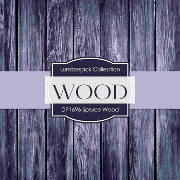 Digital Papers - Spruce Wood (DP1696)