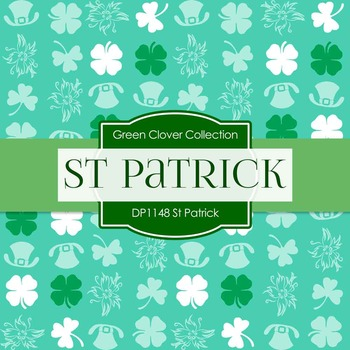 Digital Papers - St Patrick (DP1148)
