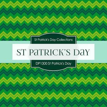 Digital Papers - St Patricks Day (DP1300)