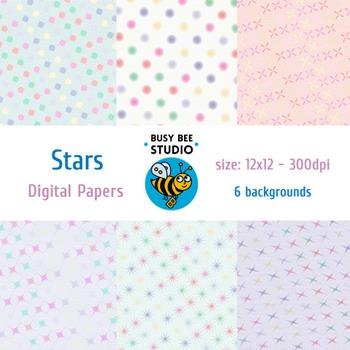Digital Papers: Stars