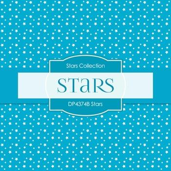 Digital Papers - Stars (DP4374B)