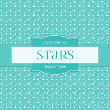 Digital Papers - Stars (DP4374C)
