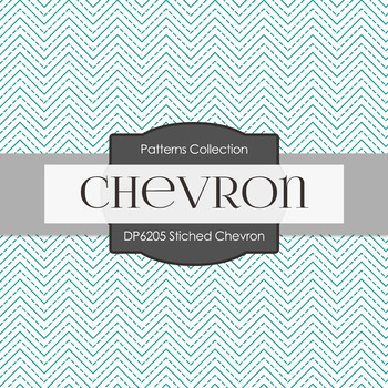 Digital Papers - Stitched Chevron (DP6205)