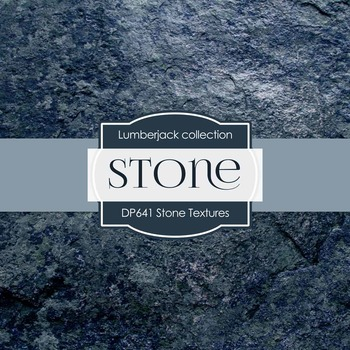 Digital Papers - Stone Textures (DP641)