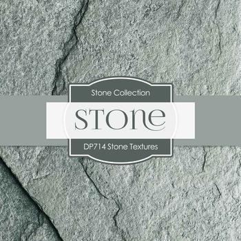 Digital Papers - Stone Textures (DP714)