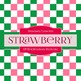 Digital Papers - Strawberry Shortcake (DP1814)