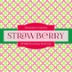 Digital Papers - Strawberry Shortcake (DP1820)