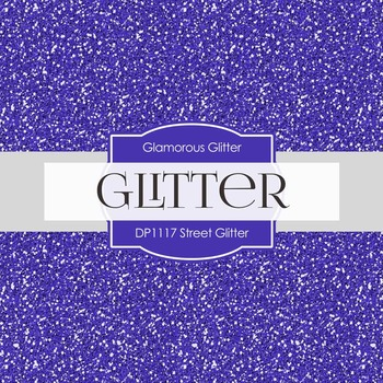 Digital Papers - Street Glitter (DP1117)