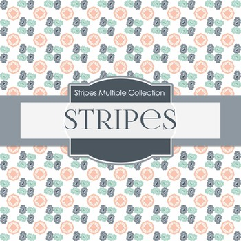 Digital Papers - Stripes (DP2155)