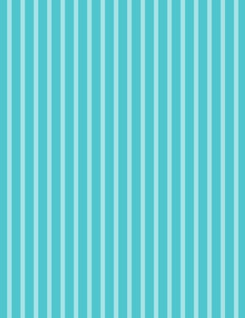 Digital Papers: Stripes in Bold Colors (Commercial Use Graphics)