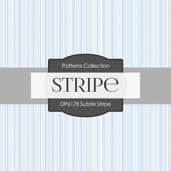 Digital Papers - Subtle Stripe (DP6178)