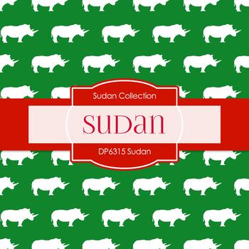 Digital Papers - Sudan (DP6315)