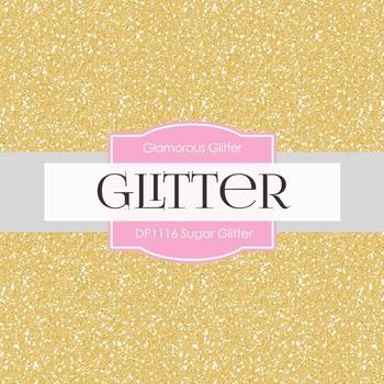 Digital Papers - Sugar Glitter (DP1116)