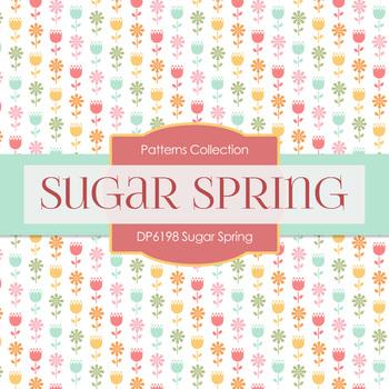 Digital Papers - Sugar Spring (DP6198)