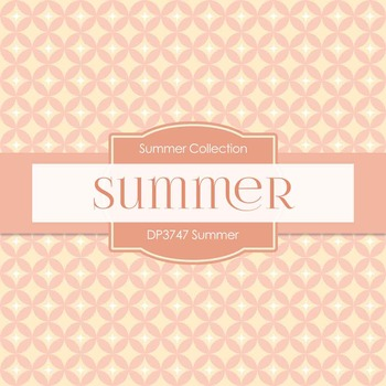 Digital Papers - Summer (DP3747)