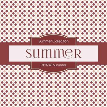 Digital Papers - Summer (DP3748)