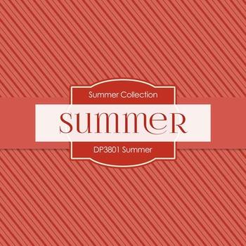 Digital Papers - Summer (DP3801)