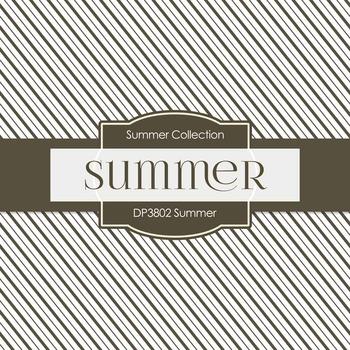 Digital Papers - Summer (DP3802)