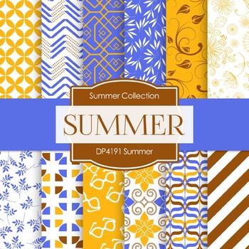 Digital Papers - Summer (DP4191)