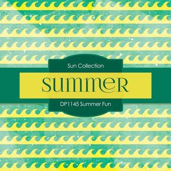 Digital Papers - Summer Fun (DP1145)