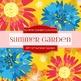 Digital Papers - Summer Garden (DP1127)