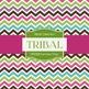 Digital Papers - Summer Tribal (DP2028)