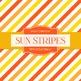 Digital Papers - Sun Stripes (DP4163)