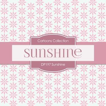 Digital Papers - Sunshine (DP197)