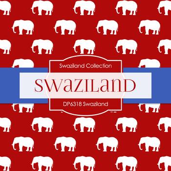 Digital Papers - Swaziland (DP6318)