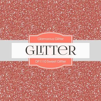 Digital Papers - Sweet Glitter (DP1110)
