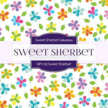 Digital Papers - Sweet Sherbet (DP1132)