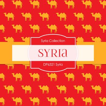 Digital Papers - Syria (DP6321)