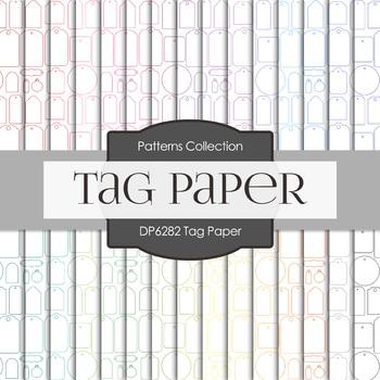Digital Papers - Tag Paper (DP6282)