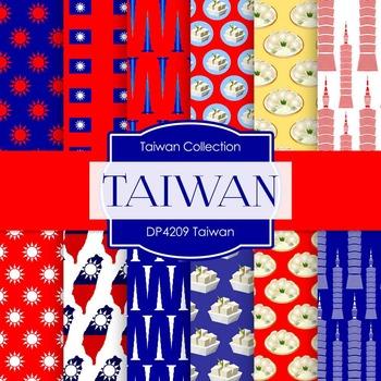 Digital Papers - Taiwan (DP4209)