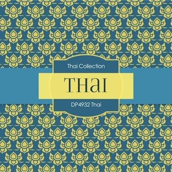 Digital Papers - Thai (DP4932)