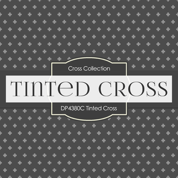 Digital Papers - Tinted Cross (DP4380C)