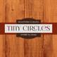 Digital Papers - Tiny Circles (DP6388)