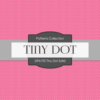 Digital Papers - Tiny Dot Solid (DP6192)