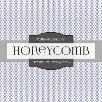 Digital Papers - Tiny Honeycomb (DP6185)
