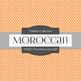 Digital Papers - Tiny Moroccan Light (DP6277)