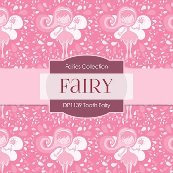 Digital Papers - Tooth Fairy (DP1139)