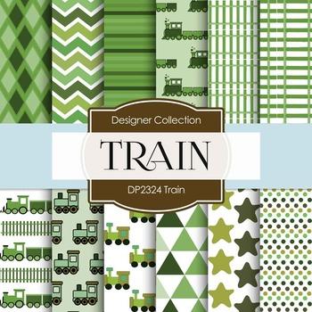 Digital Papers - Train (DP2324)