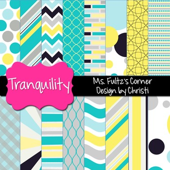 Digital Papers: Tranquility