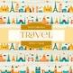 Digital Papers - Travel (DP4511)