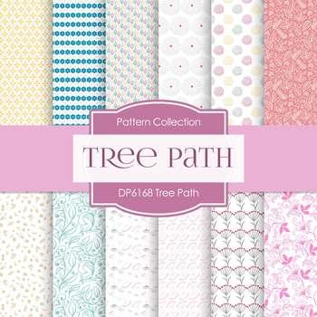 Digital Papers - Tree Path (DP6168)