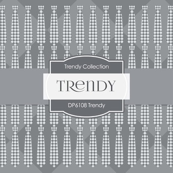 Digital Papers - Trendy (DP6108)